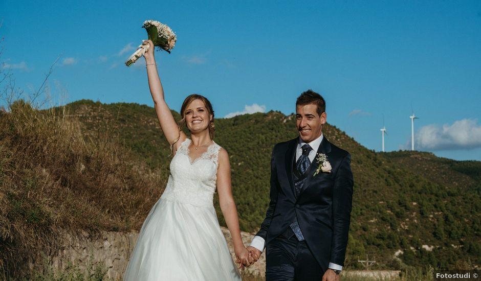 La boda de Luis y Cristina en Rubio, Barcelona