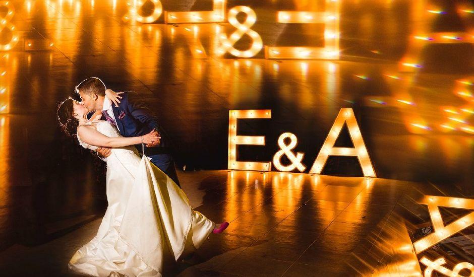 La boda de Alberto y Esther  en Alcalá De Henares, Madrid