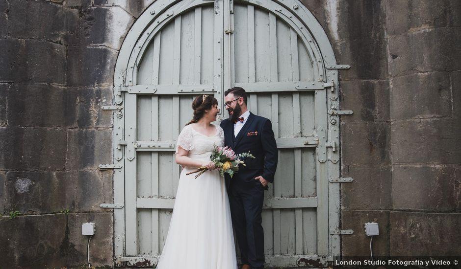 La boda de Ivan y Celia en Arnuero, Cantabria