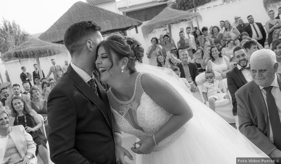 La boda de Iván y Lidia en Alameda, Málaga