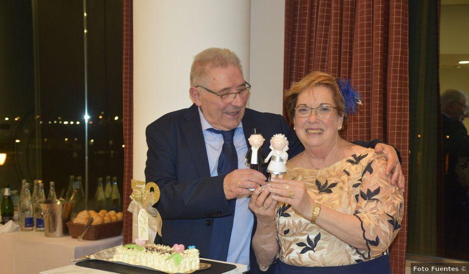 La boda de Jose Ramon y Mari Cruz en Santurtzi, Vizcaya