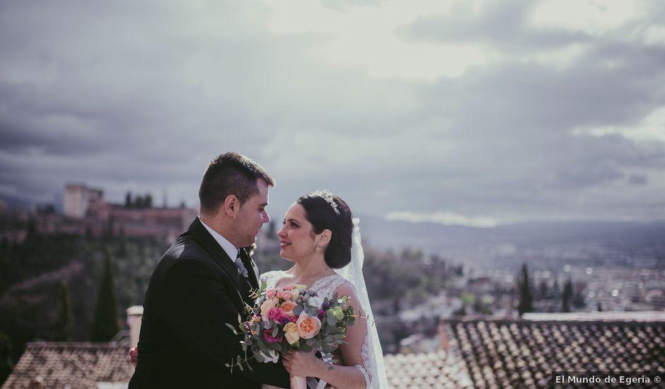 La boda de Ricardo y Paula en Granada, Granada
