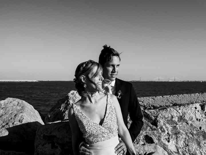 La boda de Blanca y Andrés