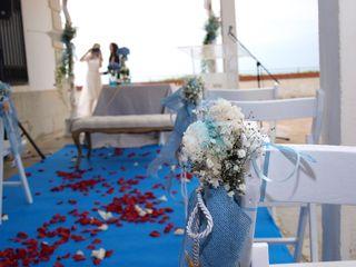 La boda de Vanessa  y Domingo  1