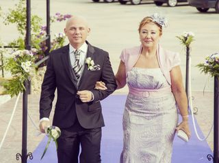 La boda de Fanny y Guillermo 1