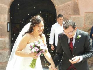 La boda de Estela  y Enrique
