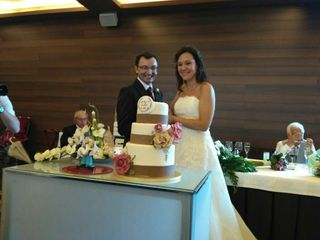 La boda de Estela  y Enrique 3