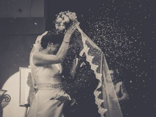 La boda de Vicky y Kiko