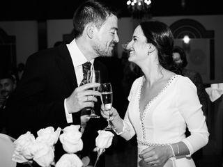 La boda de Sergio y Blanca