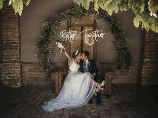 La boda de Blanca y Rafa