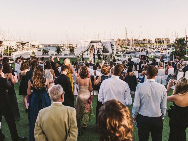 La boda de Andrés y Blanca en El Puerto De Santa Maria, Cádiz 14