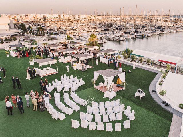 La boda de Andrés y Blanca en El Puerto De Santa Maria, Cádiz 16