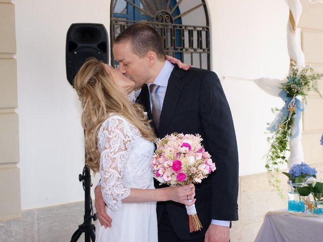 La boda de Vanessa  y Domingo