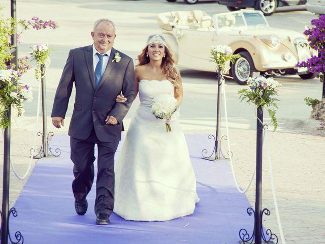 La boda de Guillermo y Fanny en Alora, Málaga 4