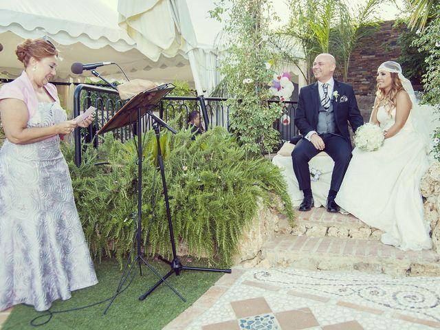 La boda de Guillermo y Fanny en Alora, Málaga 6
