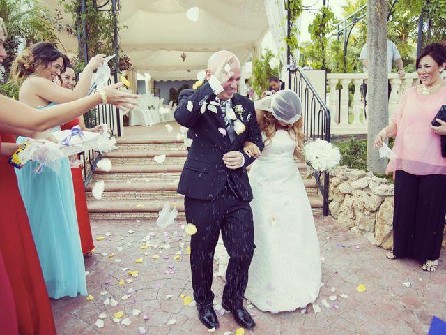 La boda de Guillermo y Fanny en Alora, Málaga 13