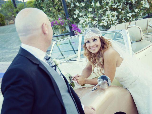 La boda de Guillermo y Fanny en Alora, Málaga 14