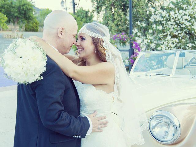 La boda de Guillermo y Fanny en Alora, Málaga 15