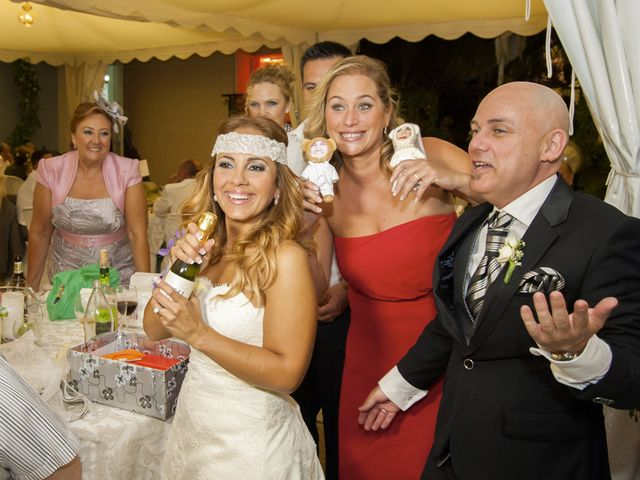 La boda de Guillermo y Fanny en Alora, Málaga 18