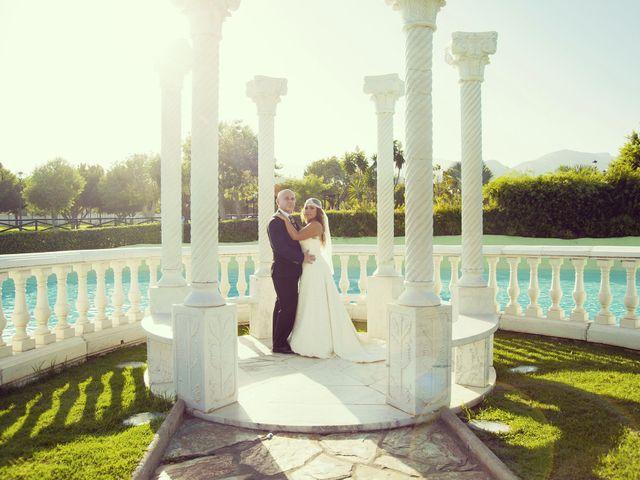 La boda de Guillermo y Fanny en Alora, Málaga 22