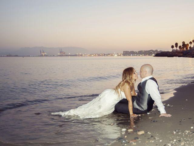 La boda de Guillermo y Fanny en Alora, Málaga 1