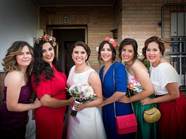 La boda de Jesus y Pilar en Lebrija, Sevilla 32