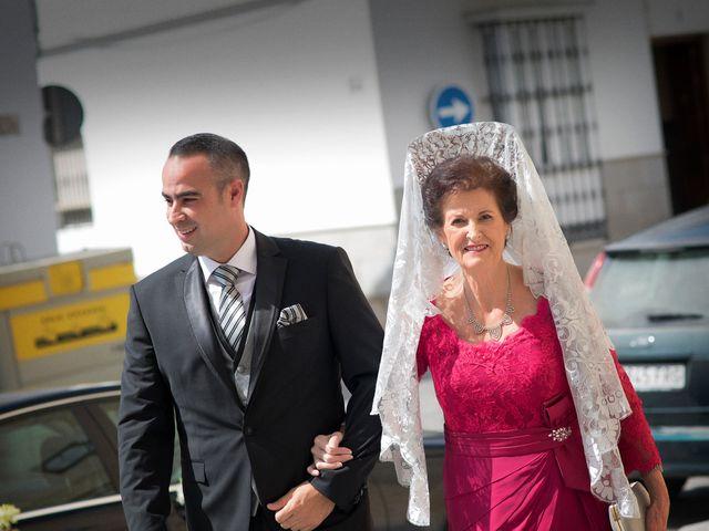 La boda de Jesus y Pilar en Lebrija, Sevilla 33