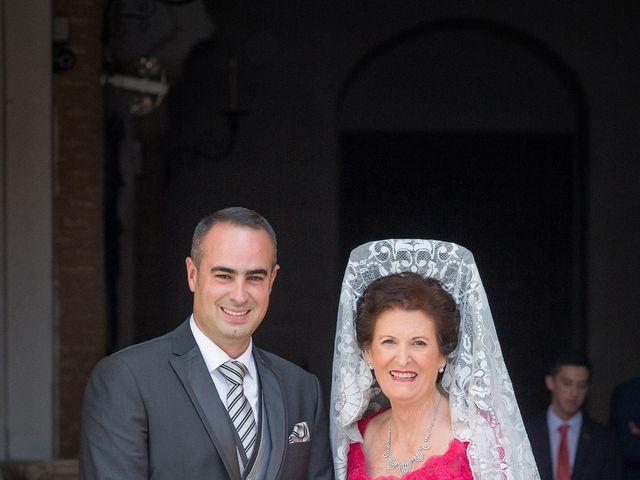 La boda de Jesus y Pilar en Lebrija, Sevilla 34