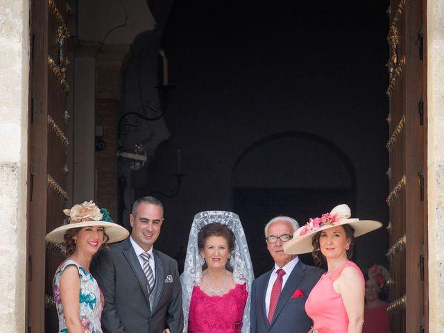 La boda de Jesus y Pilar en Lebrija, Sevilla 35