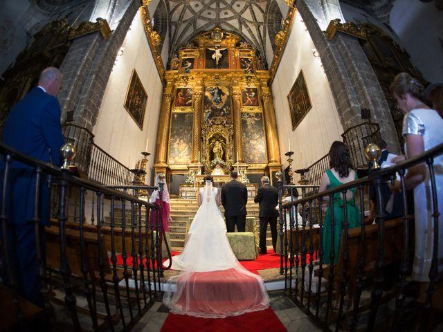 La boda de Jesus y Pilar en Lebrija, Sevilla 36