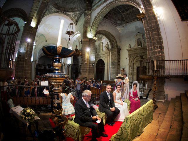 La boda de Jesus y Pilar en Lebrija, Sevilla 38