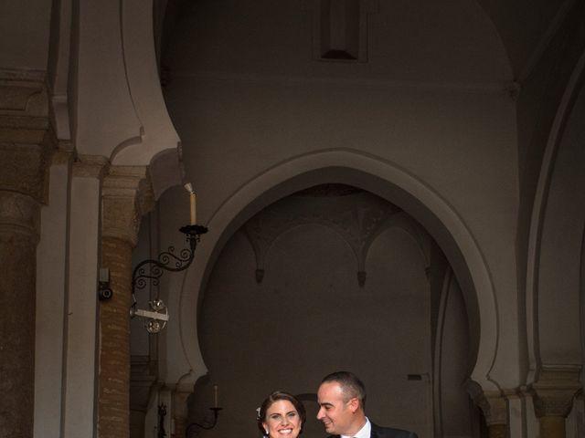 La boda de Jesus y Pilar en Lebrija, Sevilla 39