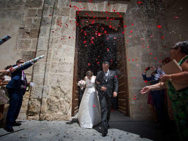 La boda de Jesus y Pilar en Lebrija, Sevilla 40