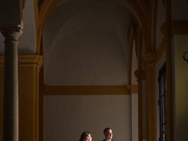 La boda de Jesus y Pilar en Lebrija, Sevilla 49