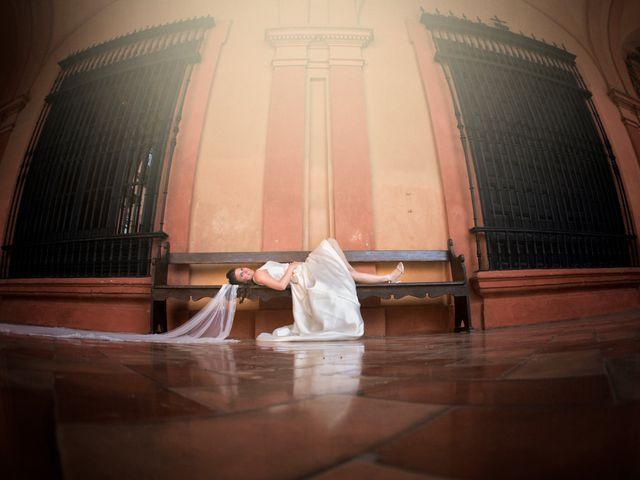 La boda de Jesus y Pilar en Lebrija, Sevilla 50