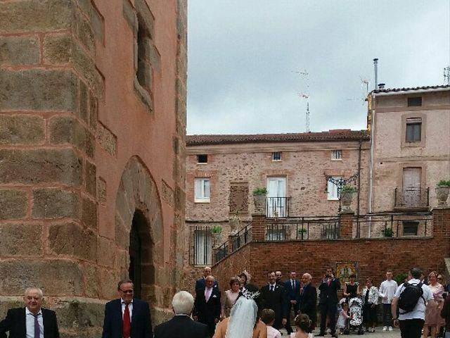 La boda de Enrique y Estela  en Estollo, La Rioja 5