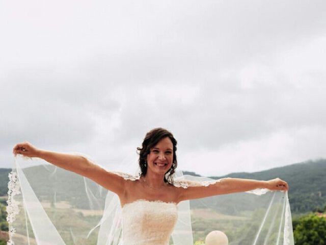 La boda de Enrique y Estela  en Estollo, La Rioja 6