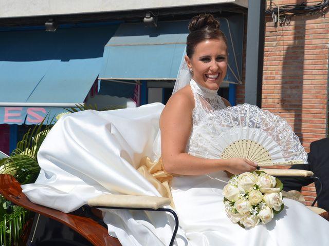 La boda de Maria y Miguel en Baena, Córdoba 1
