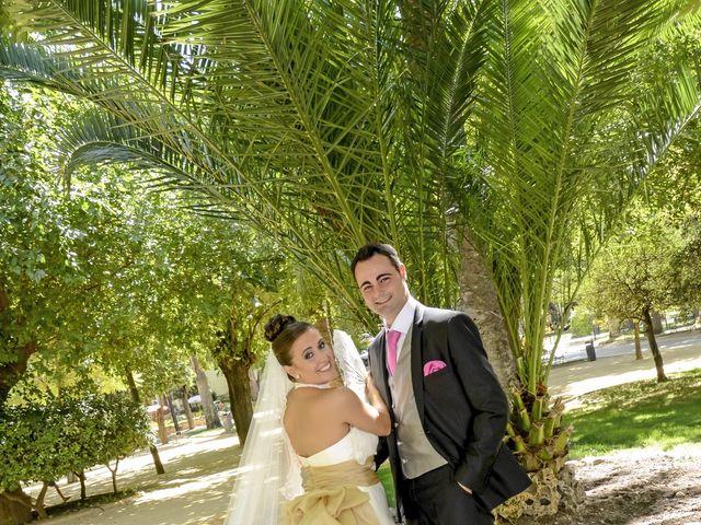 La boda de Maria y Miguel en Baena, Córdoba 4