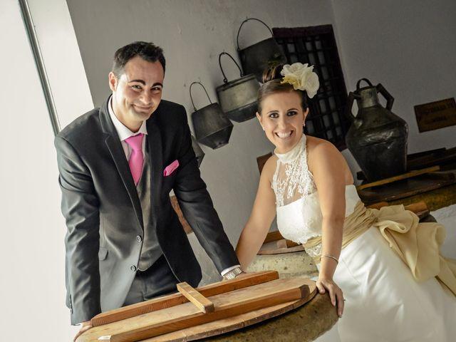La boda de Maria y Miguel en Baena, Córdoba 2