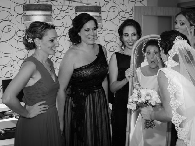 La boda de Kiko y Vicky en Torre Pacheco, Murcia 7
