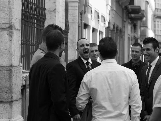 La boda de Kiko y Vicky en Torre Pacheco, Murcia 9