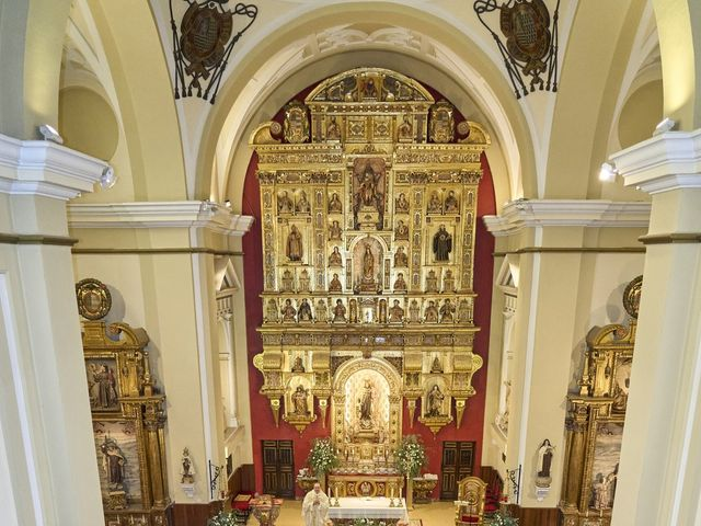 La boda de Diego y Marta en Medina Del Campo, Valladolid 7