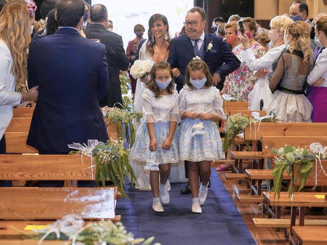 La boda de Diego y Marta en Medina Del Campo, Valladolid 9