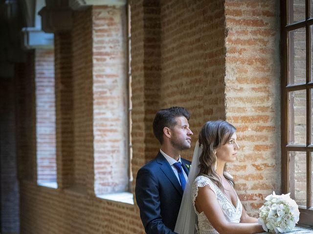 La boda de Diego y Marta en Medina Del Campo, Valladolid 11