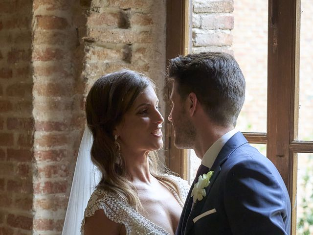 La boda de Diego y Marta en Medina Del Campo, Valladolid 12