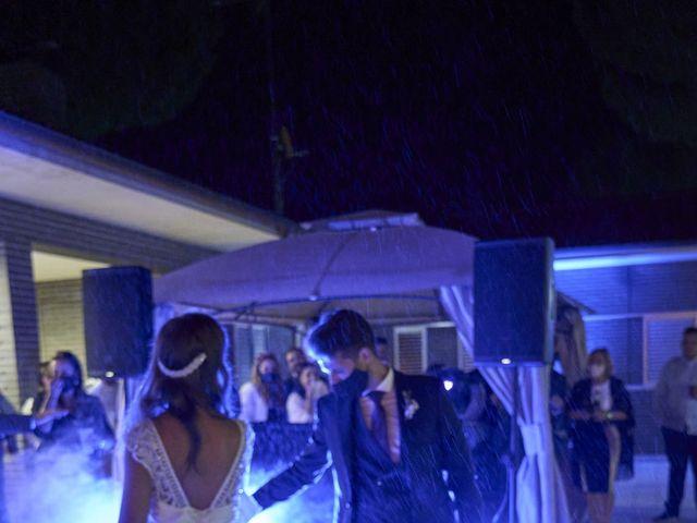 La boda de Diego y Marta en Medina Del Campo, Valladolid 16