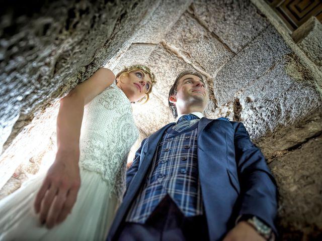 La boda de Guillermo y Natalia en Peñiscola, Castellón 10
