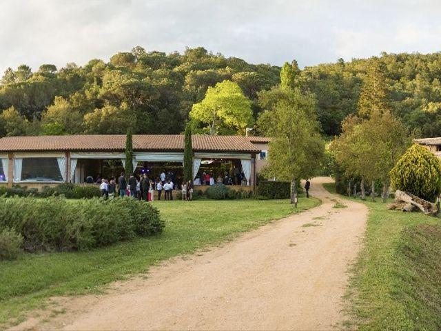 La boda de Toni y Marta en Arbucies, Girona 1