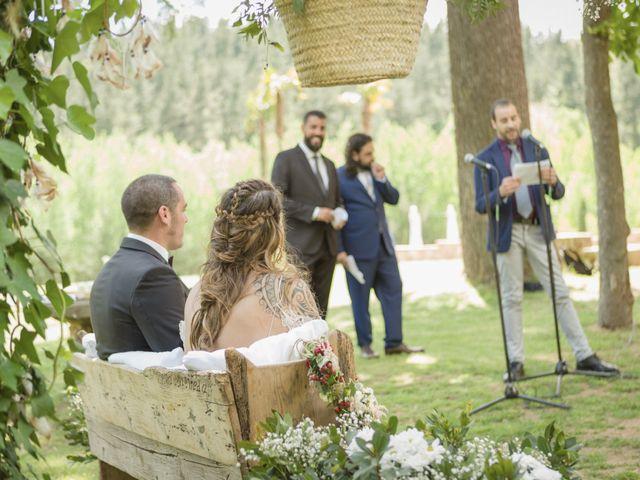 La boda de Toni y Marta en Arbucies, Girona 32